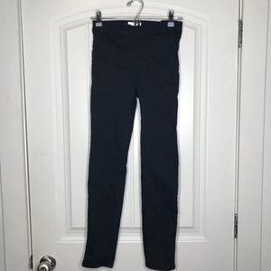 H&M Black High Waisted Skinny Jeans - Amazing